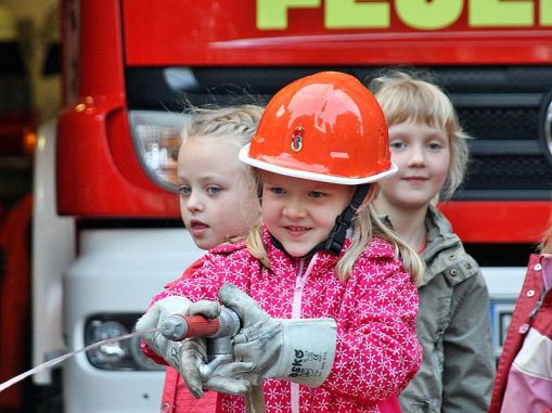Weiterlesen: Kindergarten besucht Feuerwehr