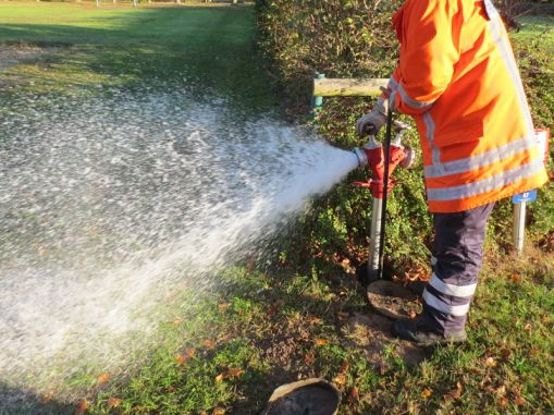 Weiterlesen: Hydrantenüberprüfung