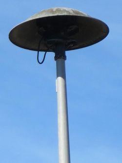 Die erste Sirene steht am alten Busdepot, die zweite ist auf dem Bauhof und die dritte im Turm des Feuerwehrhauses