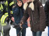 Besuch der Grundschüler bei der Ortsfeuerwehr Tarmstedt