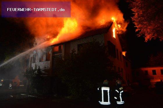 Brandeinsatz vom 13.10.2018  |  FEUERWEHR-TARMSTEDT.de (2018)