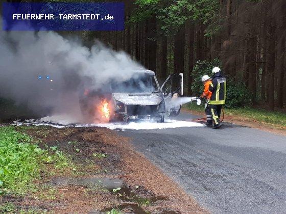 Brandeinsatz vom 24.05.2020  |  FEUERWEHR-TARMSTEDT.de (2020)