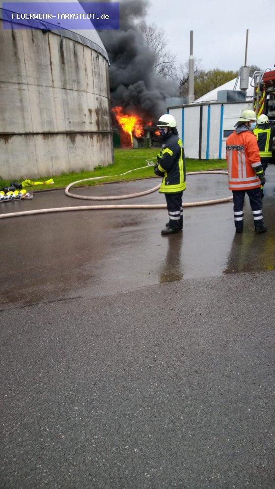 Brandeinsatz vom 04.05.2021  |  FEUERWEHR-TARMSTEDT.de (2021)
