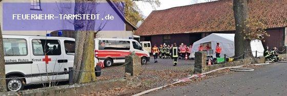Brandeinsatz vom 19.11.2018  |  FEUERWEHR-TARMSTEDT.de (2018)